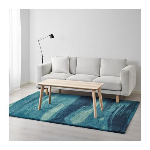 SÖNDERÖD - 長毛地氈, 藍色 | IKEA 香港及澳門 - PE620925_S4