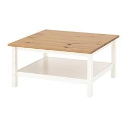 HEMNES - coffee table, white stain/light brown | IKEA Hong Kong and Macau - PE671196_S3