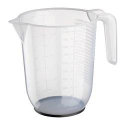 BEHÖVA - 量杯, 透明/灰色 | IKEA 香港及澳門 - PE671223_S3