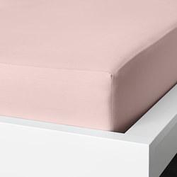 DVALA - 標準雙人床笠, 淺粉紅色 | IKEA 香港及澳門 - PE631929_S3