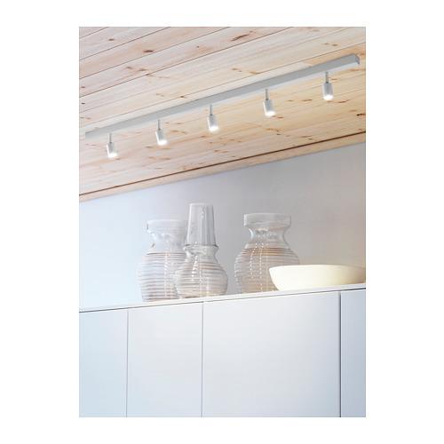 BÄVE - 五頭LED天花燈, 白色 | IKEA 香港及澳門 - PE671272_S4