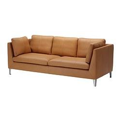 STOCKHOLM - 三座位梳化, Seglora 原色 | IKEA 香港及澳門 - PE334809_S3