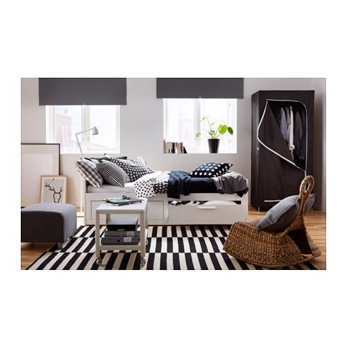 BRIMNES - 日間床連2抽屜及2床褥, 白色/Malfors 高度承托 | IKEA 香港及澳門 - PH125105_S4