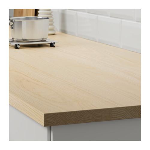 EKBACKEN - worktop, ash effect | IKEA Hong Kong and Macau - PE623323_S4