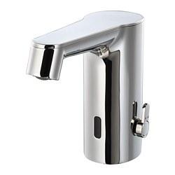 BROGRUND - 浴室冷熱感應水龍頭, 鍍鉻 | IKEA 香港及澳門 - PE761685_S3
