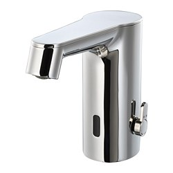 BROGRUND - wash-basin mixer tap with sensor, chrome-plated | IKEA Hong Kong and Macau - PE761685_S3