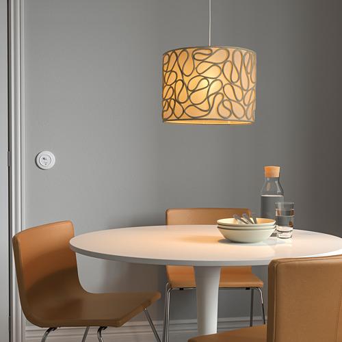 VINGMAST - 燈罩, 繩 米黃色 | IKEA 香港及澳門 - PE816197_S4