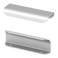 BILLSBRO - handle, stainless steel colour | IKEA Hong Kong and Macau - PE621155_S3