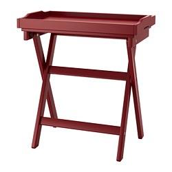 MARYD - 托盤几, 深紅色 | IKEA 香港及澳門 - PE761729_S3