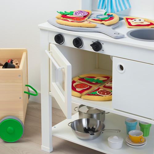 DUKTIG 薄餅玩具,24件裝