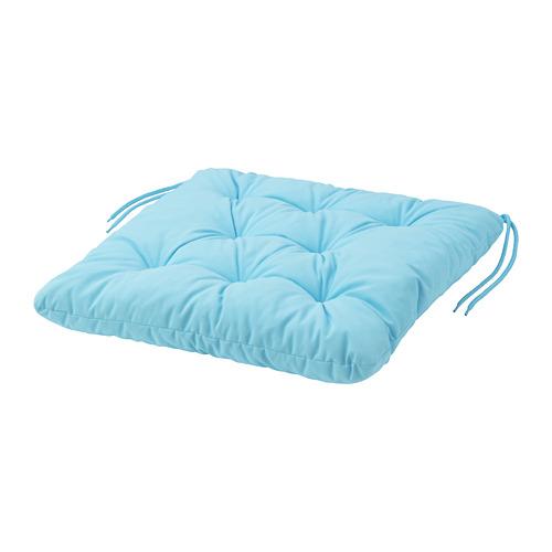 KUDDARNA - chair cushion, outdoor, 44x44 cm, light blue   IKEA Hong Kong and Macau - PE721222_S4