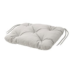 KUDDARNA - chair cushion, outdoor, grey | IKEA Hong Kong and Macau - PE721223_S3