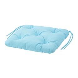 KUDDARNA - chair cushion, outdoor, light blue | IKEA Hong Kong and Macau - PE721226_S3