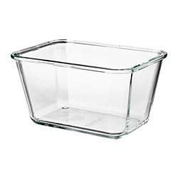 IKEA 365+ - 食物盒, 長方形/玻璃, 1.8 升 | IKEA 香港及澳門 - PE671582_S3