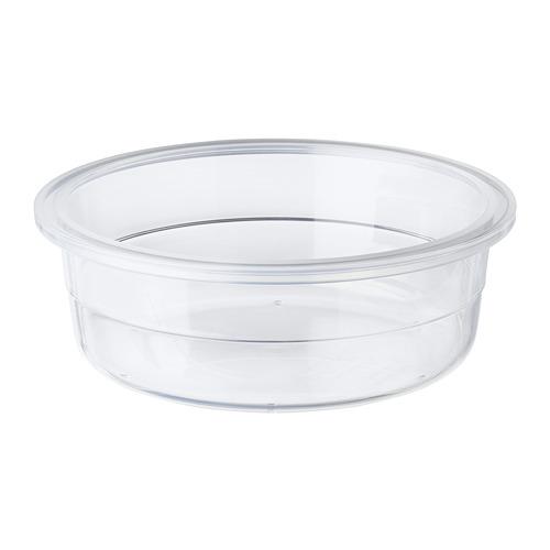 IKEA 365+ - food container, round/plastic, 450L | IKEA Hong Kong and Macau - PE671585_S4