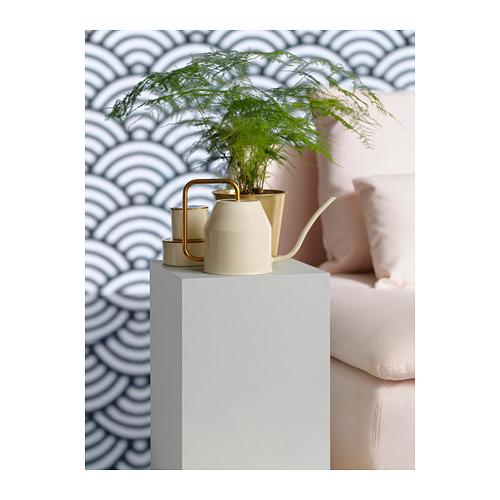 VATTENKRASSE - 澆水壺, 象牙色/金色   IKEA 香港及澳門 - PH153736_S4