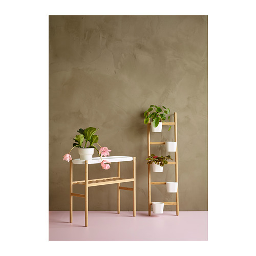 SATSUMAS - 花盆架, 竹/白色 | IKEA 香港及澳門 - PH152041_S4