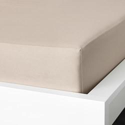 NATTJASMIN - fitted sheet, small double | IKEA Hong Kong and Macau - PE711738_S3