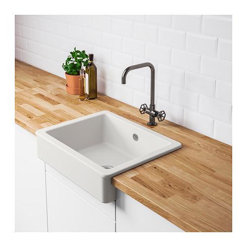 HAVSEN - sink bowl w visible front, white   IKEA Hong Kong and Macau - PE671650_S4
