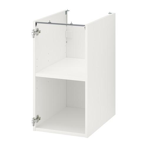 ENHET - 地櫃連層板, 白色   IKEA 香港及澳門 - PE761898_S4