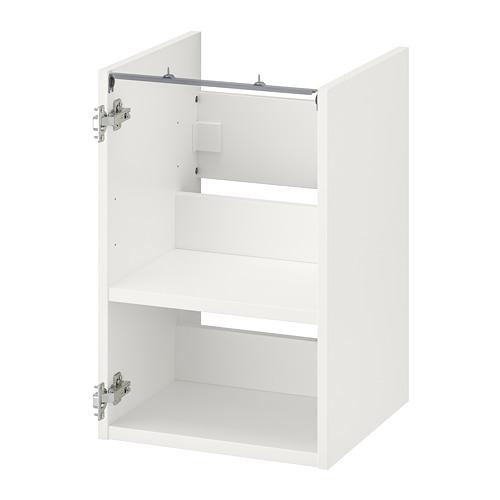 ENHET - 洗手盆用地櫃連層板, 白色 | IKEA 香港及澳門 - PE761905_S4