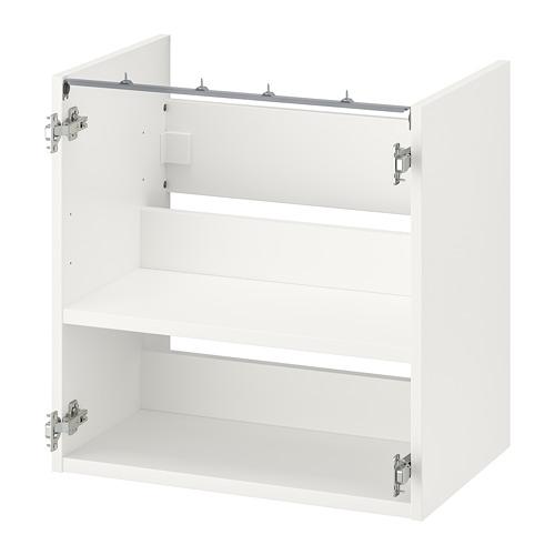 ENHET - base cb f washbasin w shelf, white   IKEA Hong Kong and Macau - PE761909_S4
