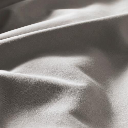 ÄNGSLILJA - 被套枕袋套裝, 灰色, 150x200/50x80 cm    IKEA 香港及澳門 - PE606219_S4