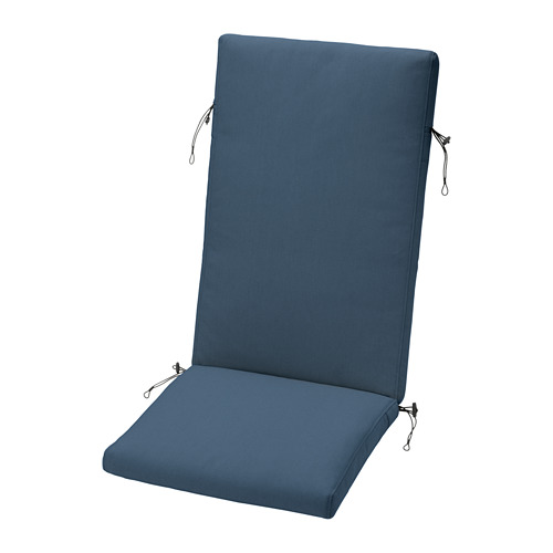 FRÖSÖN - cover for seat/back cushion, outdoor blue | IKEA Hong Kong and Macau - PE721334_S4