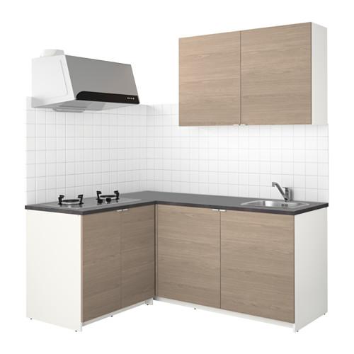 KNOXHULT - kitchen, wood effect grey | IKEA Hong Kong and Macau - PE621455_S4