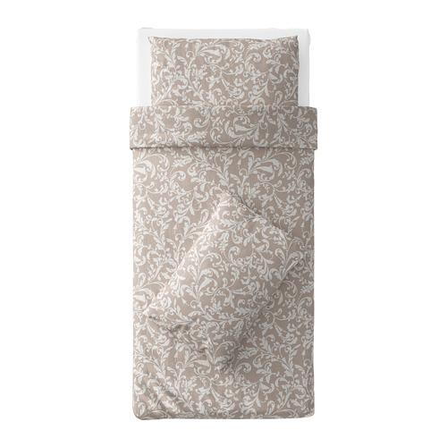 VÅRBRÄCKA - 被套枕袋套裝, 150x200/50x80 cm    IKEA 香港及澳門 - PE672559_S4