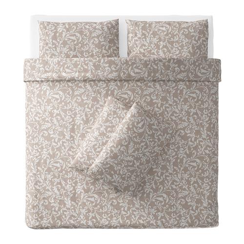 VÅRBRÄCKA 被套枕袋套裝, 240x220/50x80 cm