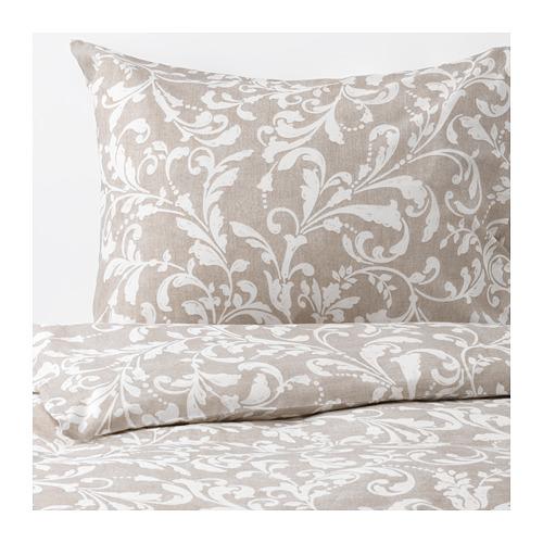 VÅRBRÄCKA - 被套枕袋套裝, 200x200/50x80 cm  | IKEA 香港及澳門 - PE672551_S4