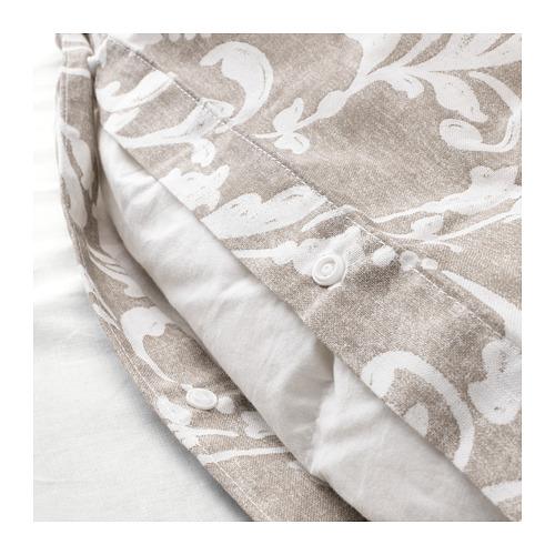 VÅRBRÄCKA - 被套枕袋套裝, 200x200/50x80 cm  | IKEA 香港及澳門 - PE672552_S4