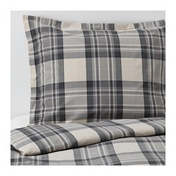 SMALRUTA - Quilt cover and 2 pillowcases, 150x200/50x80 cm  | IKEA Hong Kong and Macau - PE674772_S3