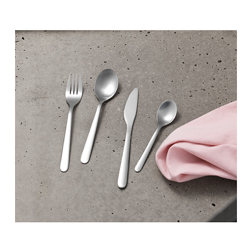 FÖRNUFT - 刀叉餐具,24件套裝, 不銹鋼 | IKEA 香港及澳門 - PH142816_S4