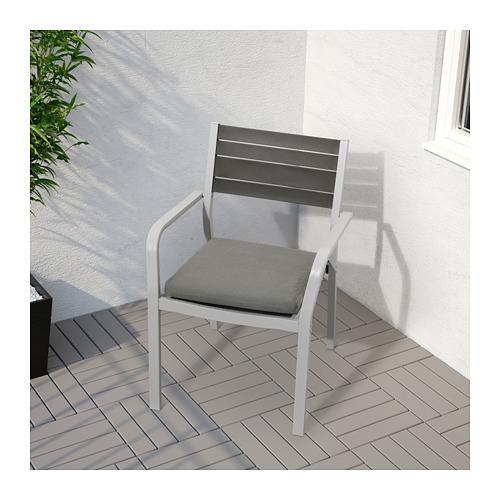 FRÖSÖN/DUVHOLMEN chair cushion, outdoor