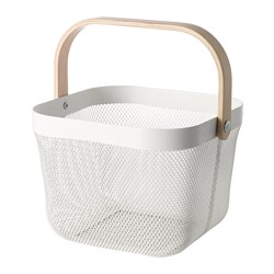 RISATORP - 貯物籃, 白色 | IKEA 香港及澳門 - PE422848_S3