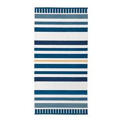SÅNGLÄRKA - 平織地氈, 深藍色 | IKEA 香港及澳門 - PE721527_S3