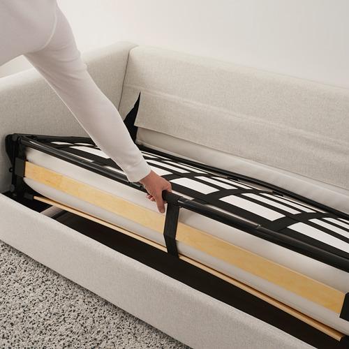 VIMLE 4座位角位梳化床