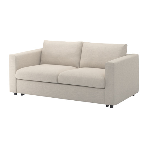 VIMLE - 2-seat sofa-bed, Gunnared beige | IKEA Hong Kong and Macau - PE721537_S4