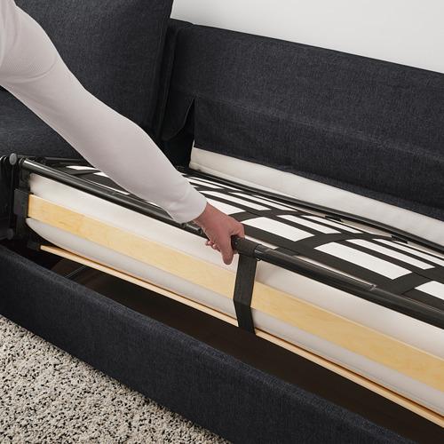 VIMLE 三座位梳化床