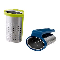 SAKKUNNIG - 濾茶器, 淺綠色/藍色 | IKEA 香港及澳門 - PE338478_S3