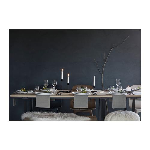 FULLTALIG - 燭台,3 件套裝, 黑色 | IKEA 香港及澳門 - PH146357_S4