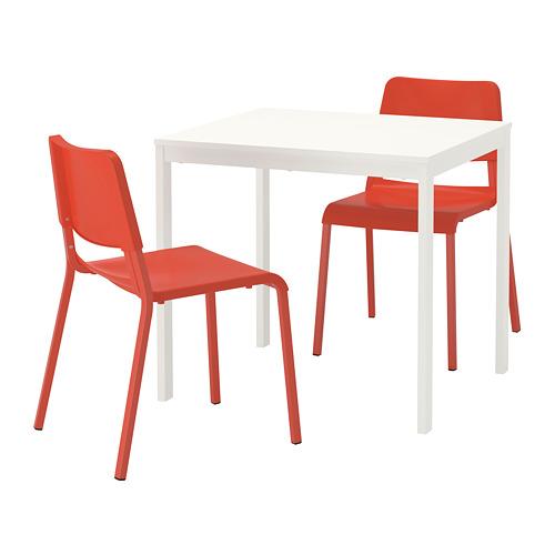 TEODORES/VANGSTA 一檯兩椅