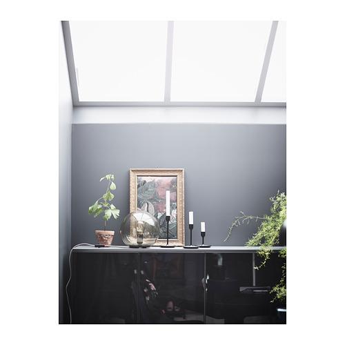 FULLTALIG - 燭台,3 件套裝, 黑色 | IKEA 香港及澳門 - PH147039_S4