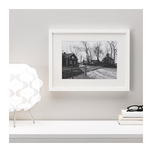 RIBBA - 畫框, 白色 | IKEA 香港及澳門 - PE558264_S4