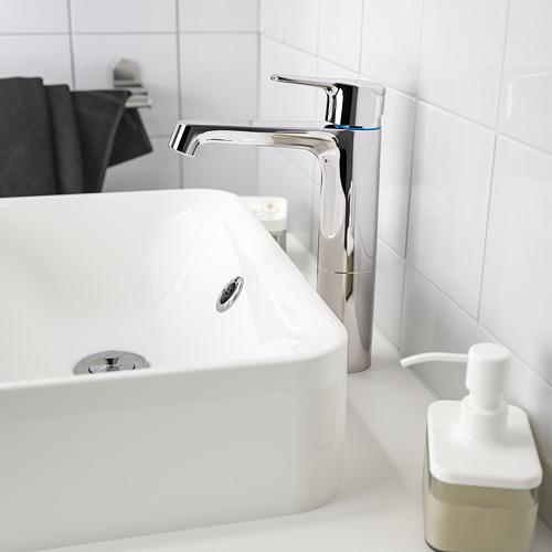 BROGRUND - wash-basin mixer tap, tall, chrome-plated | IKEA Hong Kong and Macau - PE721800_S4