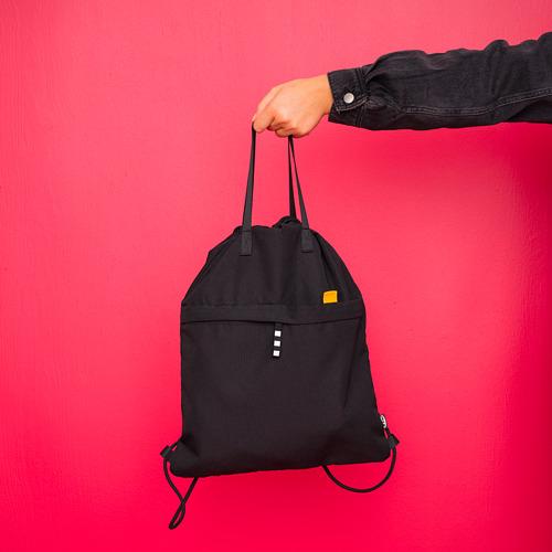 VÄRLDENS - gym bag, black | IKEA Hong Kong and Macau - PE817187_S4