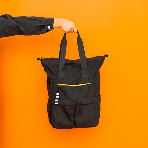 VÄRLDENS - 背囊, 26 l, 黑色 | IKEA 香港及澳門 - PE817194_S4