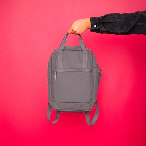 STARTTID - 背囊, 12 l, 灰色 | IKEA 香港及澳門 - PE817195_S4